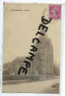 CPA - Estrée-blanche - L'Eglise - France