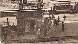 NICE- Nº 1858 L' AVENUE DE VERDUN CIRCULEE VOYAGEE 1919 CPA  VOIR DÉTAILS. BELLE! TRAM DU TEMPS. GECKO. - Other Municipalities