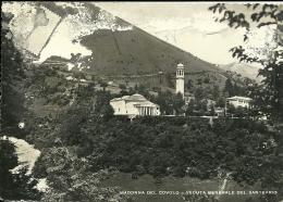 CRESPANO DEL GRAPPA  Santuario Madonnadel Covolo - Treviso
