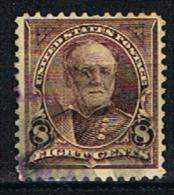 Etats-Unis, N° YT. 76 Oblitéré. - 1847-99 General Issues