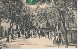 CEYRESTE. -  Place Du Portail - Other Municipalities