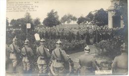 HERSTAL (4040) RHEES Cimetière Militaire Allemand - Herstal