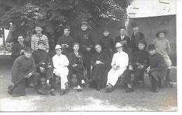 Groupe De PERSONNES - CARTE PHOTO - Men