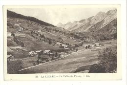 Cp, 74, La Clusaz, La Vallée Du Fernuy - La Clusaz
