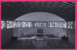 PTS 25-192 - DOUBS - Carte Photo - AUDINCOURT - Eglise - Vitraux - France