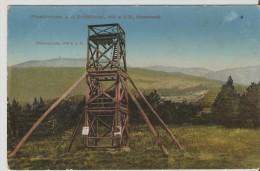 Baiersbronn. Pionierturm.Schliffkopf. Schwarzwald.  Hornisgrinde. - Alemania