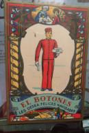 Christmas Time Botones Bell Boy Aguinaldo - Saisons & Fêtes