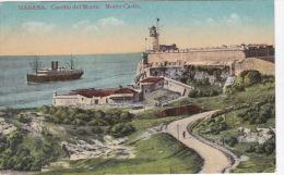 CUBA - HABANA - MORRO CASTLE - Cuba