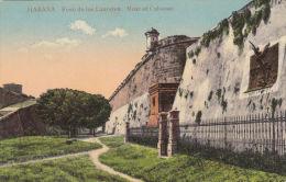 CUBA - HABANA  -MOAT OF CABANAS - Cuba