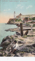 CUBA-HABANA -MORRO CASTLE - Cuba