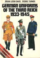 GERMAN UNIFORMS 1933 1945 UNIFORME REICH ALLEMAGNE PARTI ARMEE WEHRMACHT PARA KM LW AK CASQUETTE TENUE FELDGRAU
