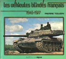 VEHICULE BLINDE FRANCAIS ARMEE 1945 1977 CHAR TANK CHENILLE CANON ASSAUT AMX VAB