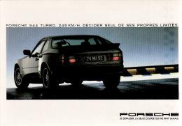 PORSCHE 944 TURBO - Passenger Cars
