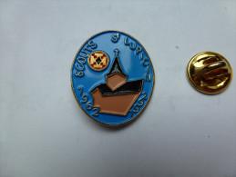 Scouts , scoutisme , Saint Lupicin , scout , Jura