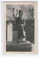 Razglednica Oldpostcard IVAN CANKAR Spomenik Na VRHNIKA   LJUBLJANA SLOVENIA Oldpostcard - Slovénie