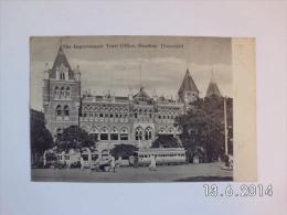 Bombay. - The Improvement Trust Office. - India