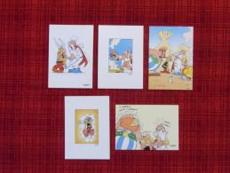 10 Cp Collection Astérix 1993 - Bandes Dessinées