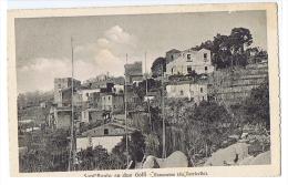 SANT'AGATA SUI DUE GOLFI - MASSA LUBRENSE ( NAPOLI ) PANORAMA DA TORRICELLA 1911 - Napoli