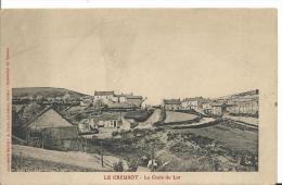 71 - SAONE ET LOIRE - LE CREUSOT - La Crois Du Lot - Le Creusot