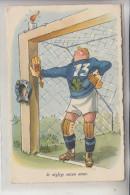 SPORT - FUSSBALL - HUMOR - Football