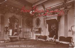 PC Dublin Castle - Throne Room - New Year Greetings (5782) - Dublin