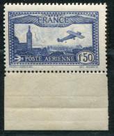 FRANCE - PA N° 6, SANS CHARNIÉRE - LUXE - Poste Aérienne