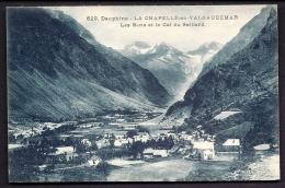 CPA  ANCIENNE- FRANCE- LA CHAPELLE-EN-VALGAUDEMAR (05)- LES BANS EN GROS PLAN ET LE COL DU SEILLARD- - Frankreich