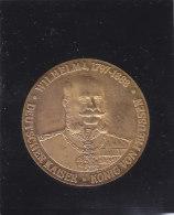 Germania - Deutscher Kaiser Konig Von Preussen Wilhelm I. 1797-1888 - Royaux/De Noblesse