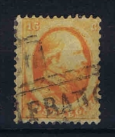 Netherlands: 1864 NVPH 6 Used - Periode 1852-1890 (Willem III)