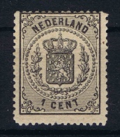 Netherlands: 1869 NVPH 14 MH/* Cat Value 275 Euro - Ongebruikt