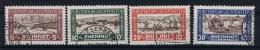 Liechtenstein: 1928 Mi Nr 78 - 81  Used - Used Stamps