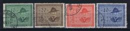 Liechtenstein: 1953 Mi Nr 315-318 Used - Liechtenstein