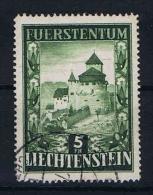 Liechtenstein: 1952 Mi Nr 309  Used - Gebruikt