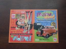 PASSIONS Show 2000 - 10° Salon Int. Collectionneurs / Old Timers & Special Cars ( Zie Details Foto ) ! - Petit Format : 1991-00