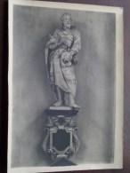 """Standbeeld Sculpture """" Luc Faydherbe 1617-1697 """" ( Stempel Begijnhof Mechelen ) ( Zie Foto´s Voor Details ) ! - Célébrités"""