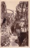 CPA Constantine - Gorges Du Rhummel - Pont D'El-Kantara (5789) - Konstantinopel