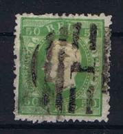 Portugal: 1870 Mi Nr 39 Used Perfo 12,50 - 1862-1884 : D.Luiz I