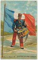 39 Infanterie De Ligne Tambour Par Palm De Rosa Pub Moka Williot - Regimenten