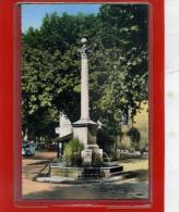 - RIEZ LA ROMAINE - La Fontaine De La Colonne - Altri Comuni