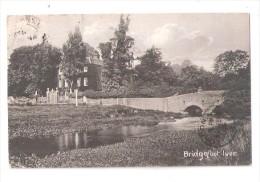 IVER BRIDGEFOOT STATELY HOME LARGE HOUSE BUCKINGHAMSHIRE USED 1905 BY J S DAVY 18 HIGH ST UXBRIDGE - Buckinghamshire
