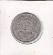 2 Francs Alu 1941    E 219 - France