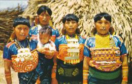 Panama Indian Women Of San Blas