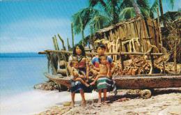 Panama Indians Of San Blas