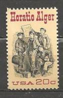 1982 20 Cents Alger, Mint Never Hinged - Unused Stamps