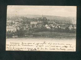 AK - Sondershausen ( Vue Generale Totalansicht ) - Sondershausen