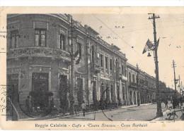 CALABRIA-REGGIO CALABRIA-REGGIO CALABRIA CORSO GARIBALDI TEATRO E CAFFE' SIRACUSA - Reggio Calabria