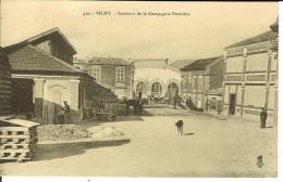 CPA - VICHY Intérieure De La Cie Fermière - 10320 - Vichy