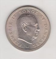 DENAMRK KM853.1  5 KRONER 1965 UNC NICE CONDITION FREDERIK IX - Danemark