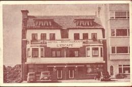 PK - Hotel Restaurant L' Escape - Chr. Michiels - Knokke - Restaurants