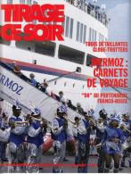 FDJ REVUE TIRAGE CE SOIR LE MAGAZINE DE FRANCE LOTO N°26 MAI 1991 PUBLICITE FRANCAISE DES JEUX TACOTAC POCHETTES CADEAUX